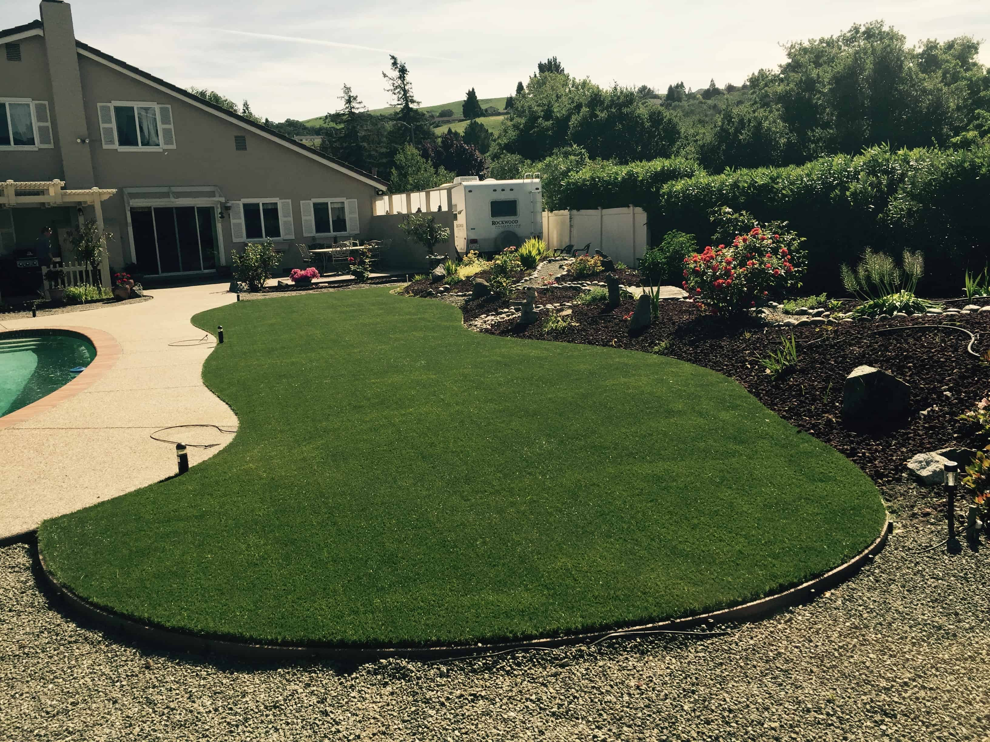 How Realistic Looking Is Artificial Grass NewGrass