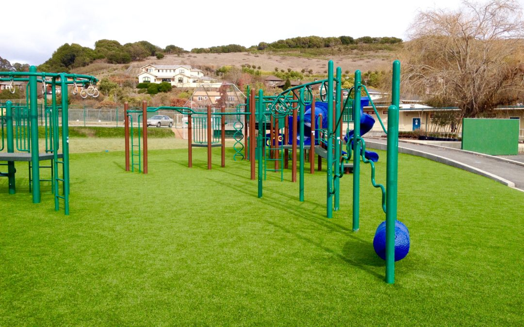 NewGrass Continues to Meet Challenge of Lack of Outdoor Activity among Kids