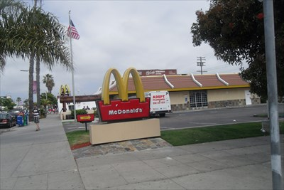 McDonald's Testing NewGrass Against Sod