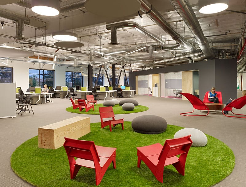 Beyond the Back Yard, Artificial Grass Answers Very Interesting Design Challenges