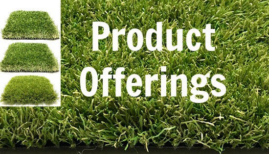 NewGrass Product Offerings